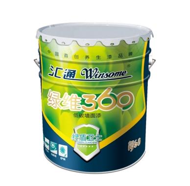 绿维360低碳墙面漆