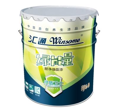 绿能量醛净墙面漆